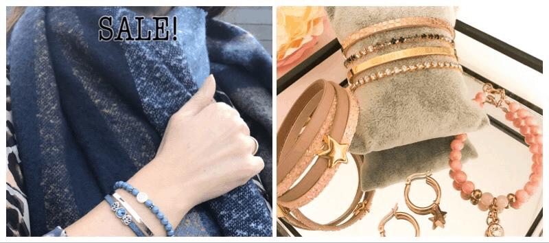Bijou Daisy sale sieraden en accessoires 2019 en 2020