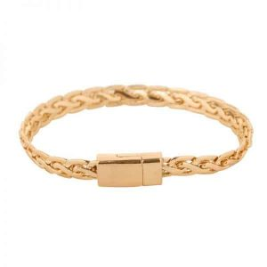 Armband fancy girl goud