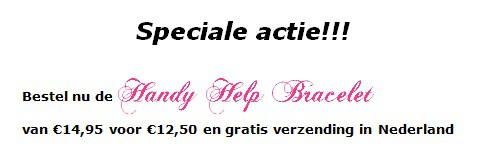 Handy Help Bracelet speciale actie